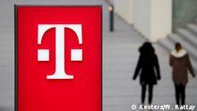 Deutschland PK Jahreszahlen der Deutschen Telekom