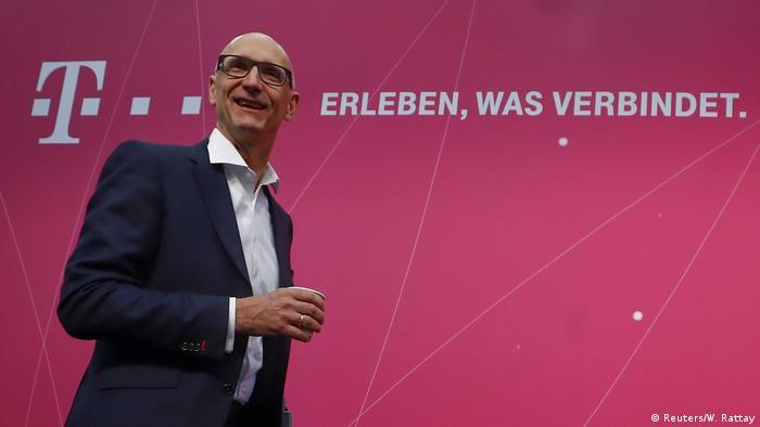 Голова правління Deutsche Telekom Тімотеус Гьоттґес