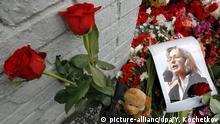 Russland Russisch-Tschetschenischer Konflikt | Mord an Anna Politkovskaya 2006