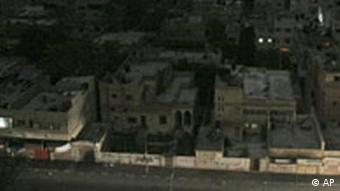 Stromausfall in Gaza