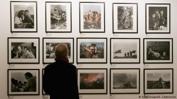 2006 David Rubinger Exhibition (Getty Images/G. Cattermole)