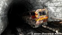 3034319 02/20/2017 A mine car for workers at the S.Kirov Mine of the state-owned Makeyevugol company. Igor Maslov/Sputnik |