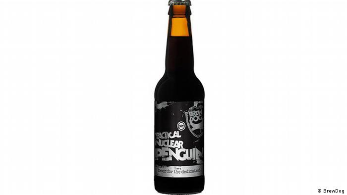 BrewDog. Tactical Nuclear Penguin: 32%
