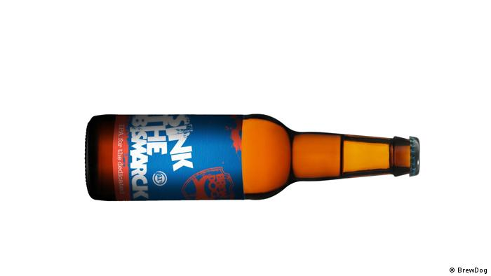 BrewDog. Sink the Bismarck!: 41%
