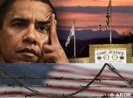 Обама се противопостави на методите на разпити в Гуантанамо и разпореди затварянето на лагера