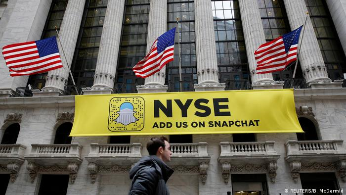 Snap IPO (REUTERS/B. McDermid)