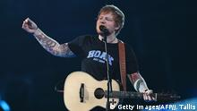 Großbritanien Ed Sheeran (Getty Images/AFP/J. Tallis)