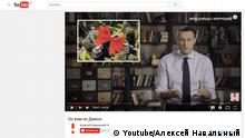 Youtube Anti-Korruptionsvideo Navalny