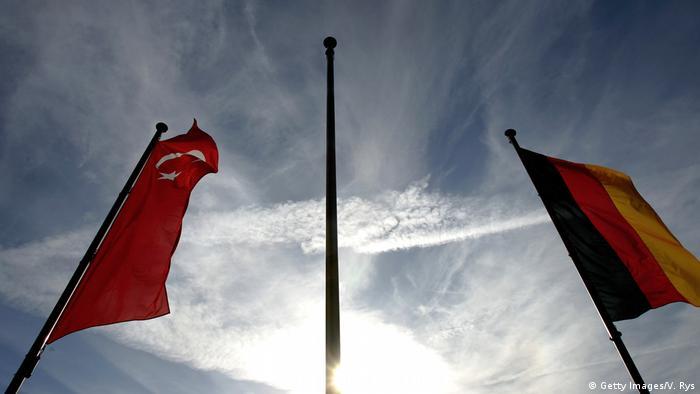 Symbolbild Türkei - Deutschland (Getty Images/V. Rys)