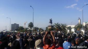Äthiopien Addis Abeba Annual national celebrations Adwa Victoy