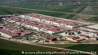 Αεροφωτογραφία των φυλακών της Σηλυβρίας από την ιστοσελίδα του τουρκικού υπ. Δικαιοσύνης
