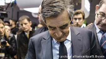 Francois Fillon Messe Paris Frankreich (picture alliance/dpa/S.Boivin)