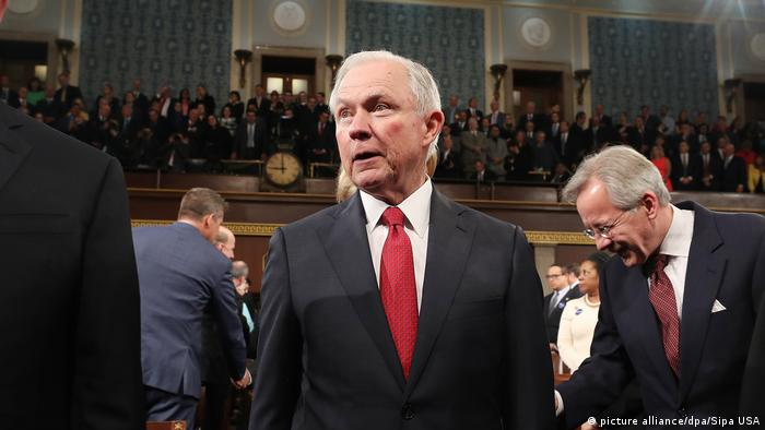 Jeff Sessions (picture alliance/dpa/Sipa USA)