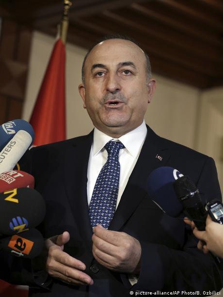 Türkei Mevlut Cavusoglu Außenminister