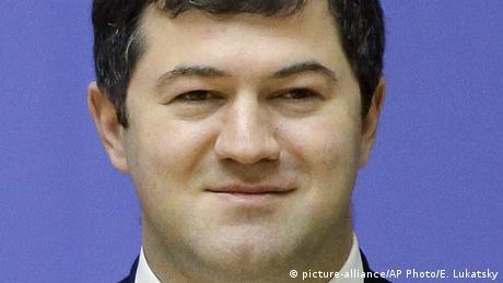 Насіров не зареєстрований кандидатом у президенти України