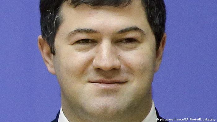 Роман Насіров, ДФС, Україна