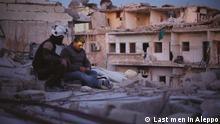 Filmvorführung Last men in Aleppo
