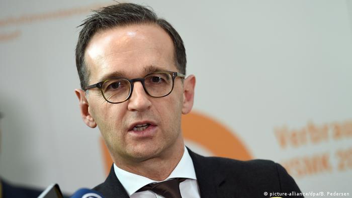 Ministro alemão da Justiça, Heiko Maas, propõe medidas duras contra empresas de mídias sociais
