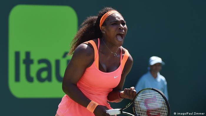 Miami Open Miami USA 24 3 5 4 2015 Serena Williams USA (imago/Paul Zimmer)