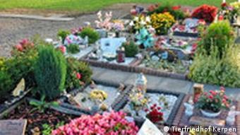 Tierfriedhof in Kerpen