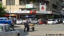 Mosambik - Restaurant Continental