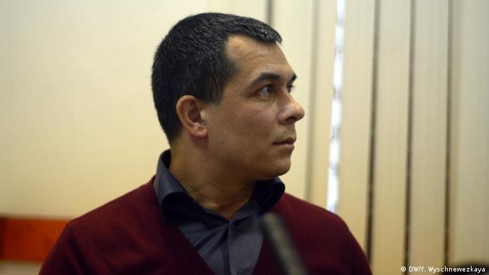 Кримський адвокат Еміль Курбедінов