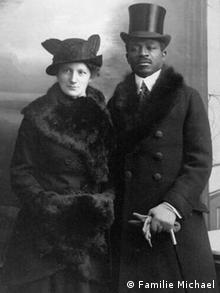 Die Eltern von Theodor Wonja Michael