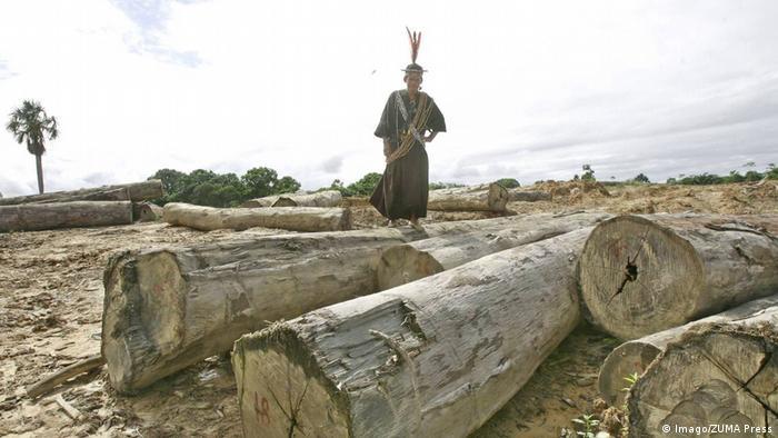 Peru Edwin Chota Umweltaktivist (Imago/ZUMA Press)