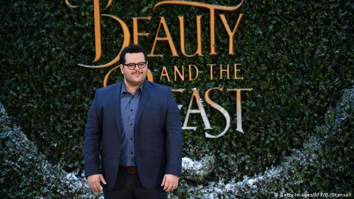 Filmpremiere Beauty and the Beast in London | Josh Gad