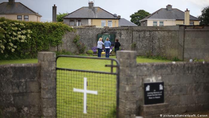 Irland Kinderleichen in ehemaligem Mutter-Kind-Heim entdeckt (picture-alliance/dpa/N. Carson)