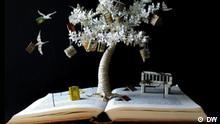 Titel: Euromaxx Serie Papierkunst Malena Valcárcel Copy: DW