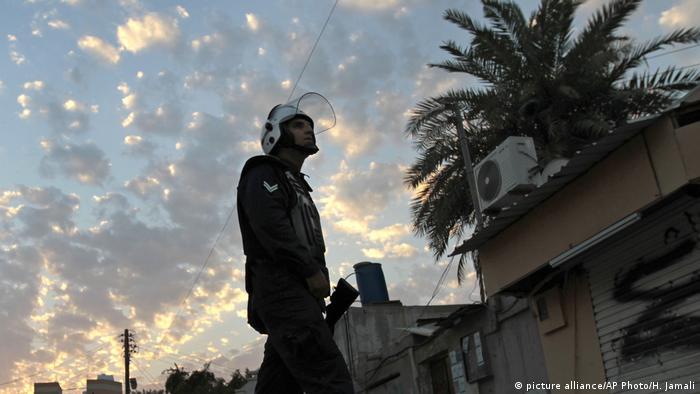 Bahraini police