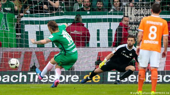 Bundesliga Werder Bremen vs. SV Darmstadt 98 (picture alliance/CITYPRESS 24)