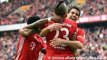 Deutschland 1. FC Köln - Bayern München