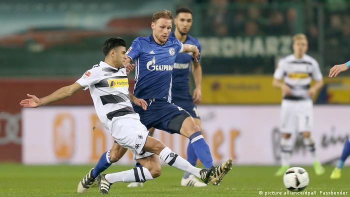 Bundesliga Borussia Moenchengladbach vs. FC Schalke 04
