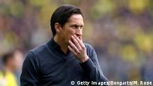 Deutschland Borussia Dortmund v Bayer 04 Leverkusen | Roger Schmidt