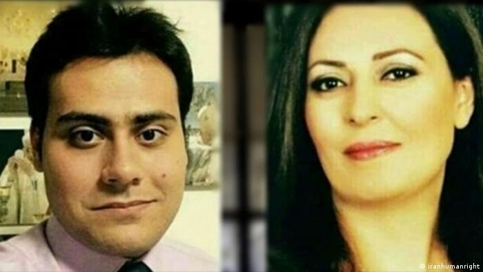 Iran - Christen im Haft im (iranhumanright)
