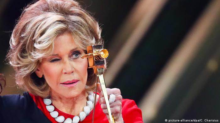 Goldene Kamera 2017 Jane Fonda (picture-alliance/dpa/C. Charisius)