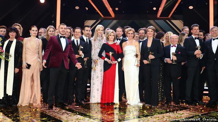 Goldene Kamera 2017 Preisverleihung
