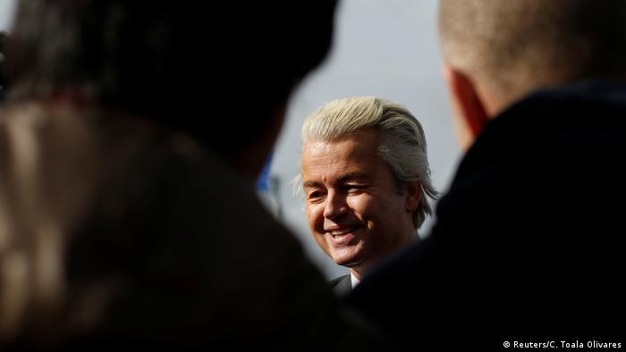 Geert wilders wife sexual dysfunction