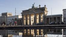 Berliner Sehenswürdigkeit Brandenburger Tor