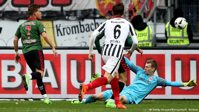 How Eintracht Frankfurt have fallen down the Bundesliga
