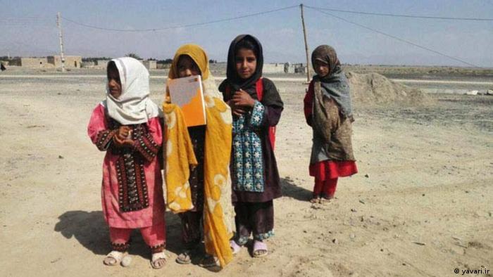 Iran ländliche Schulen
