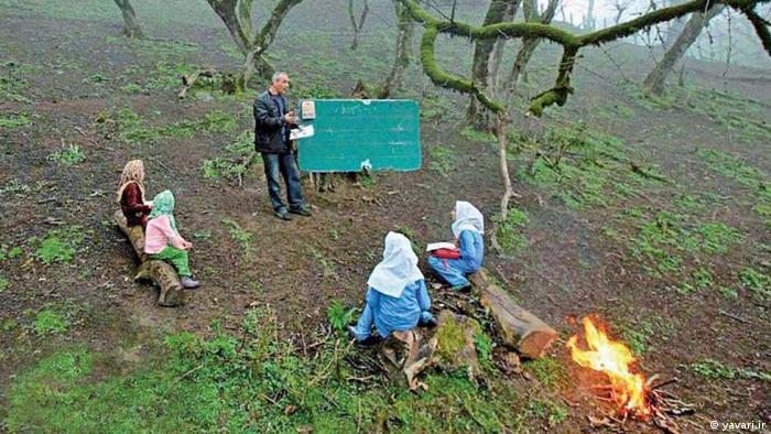 Iran ländliche Schulen (yavari.ir)