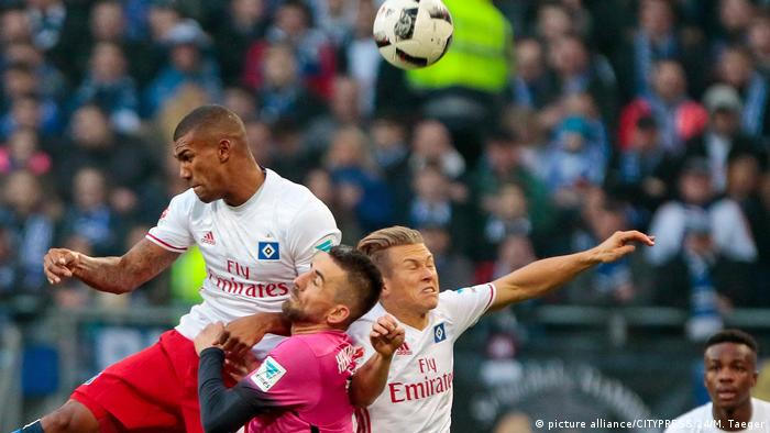 Deutschland Hamburger SV gegen Hertha Berlin (picture alliance/CITYPRESS 24/M. Taeger)