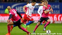 Deutschland Hamburger SV v Hertha BSC - Bundesliga