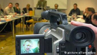Gemeinderatssitzung (Quelle: DPA)