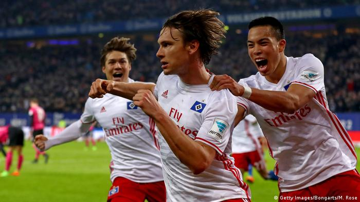 Deutschland Hamburger SV v Hertha BSC - Bundesliga (Getty Images/Bongarts/M. Rose)