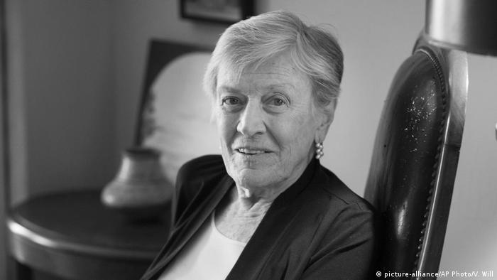 Paula Fox (picture-alliance/AP Photo/V. Will)
