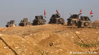Irak Irak Kämpfe um Mossul